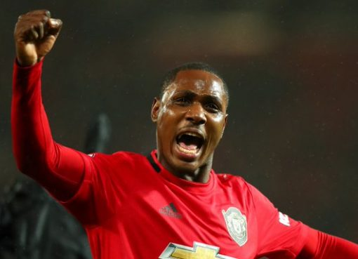 Ighalo Excited After Man-United Transfer Extension