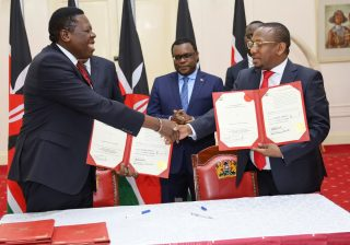 Sonko's promises  Nairobians more projects just to be relevant