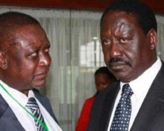Oburu Odinga confirms Raila Odinga left the country for surgery