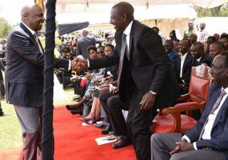 Gideon Moi and Ruto's war goes up a notch after DP's Kalenjin coronation