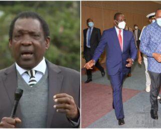Uhuru Kenyatta can now impeach William Ruto, says Manyora