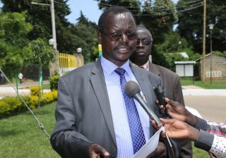 Deport him! Governor Lonyangapuo makes odd request to Trump about his deputy
