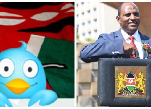 Kenyans on twitter Budget 2020