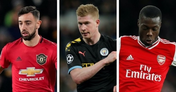Players and Matches to focus on as Premier League Returns