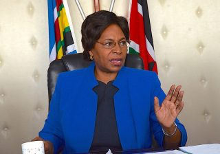 Why didn't you do the same for other women? CS Kobia told after defending Waiguru