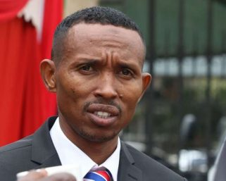 Moha Jicho Pevu plotting to impeach CS James Macharia