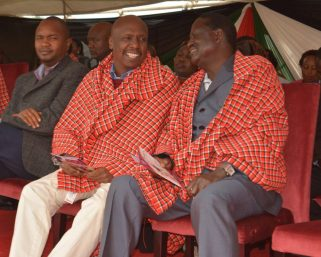Inside Raila, Gideon Moi Cold War