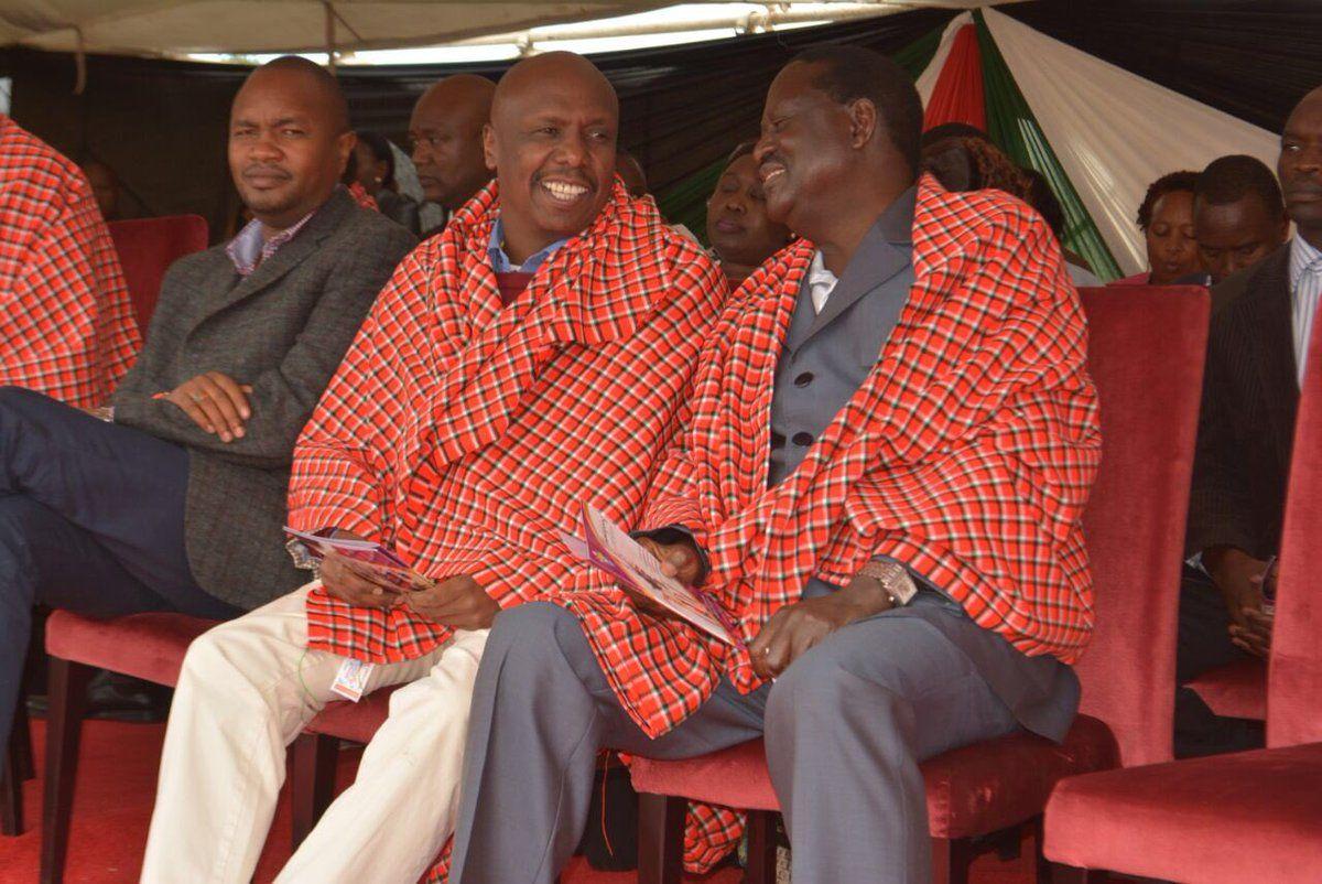 Inside Raila, Gideon Moi Cold War