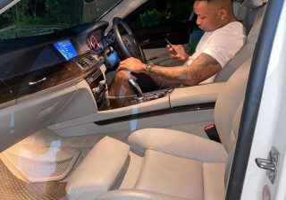 Thriving during Covid-Otile Brown buys brand new BMW(photos)