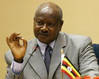 Yoweri Museveni, African Leaders Failed Gaddafi
