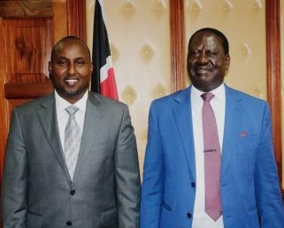 Raila and party acolyte Junet Mohamed differ over Waiguru impeachment