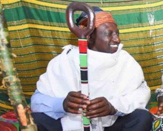 Talai Elders Now Question Ruto's Coronation As Kalenjin Kingpin