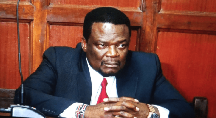 MP Waluke's Wife Threatens To Commit Suicide After Failing Raise Sh727 Million To Bail Out Her Husband