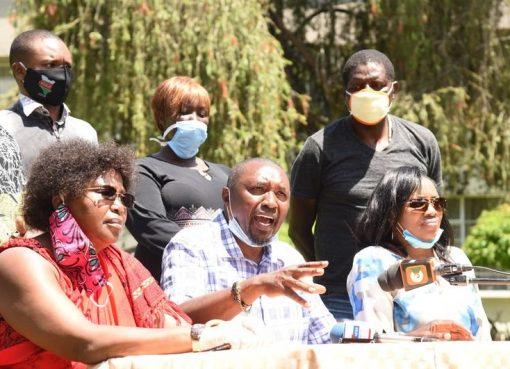 The Nakuru MPs