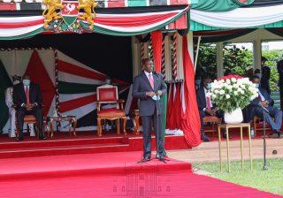Uhuru & Ruto Madaraka Day habits rekindle memories of old bromance
