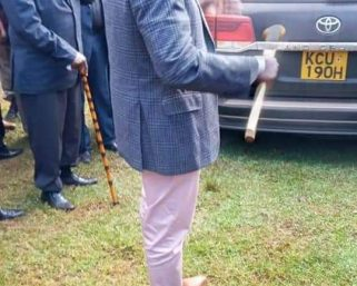 Is he a Christian? William Ruto's traditional rituals called into question by some
