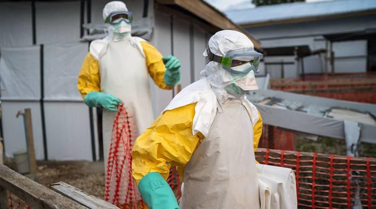 New Ebola Outbreak In Congo, Kills Five
