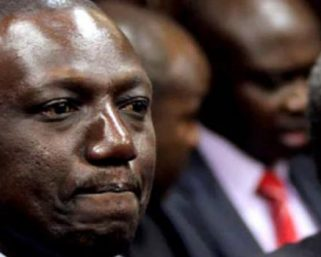 William Ruto removes furniture and cutlery from Weston Hotel