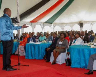 Jubilee Parliamentary Group Meeting Press Release