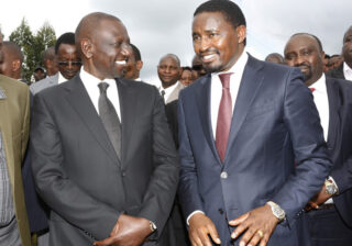 Ousted Ruto's Man To Unveil New Political Party