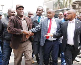Starehe MP Jaguar Speaks After His Arrest