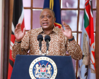 Uhuru's Cabinet In War With The County Chiefs