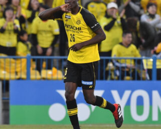 Olunga Scores As Kenyan Footballers Shine In The Foreign Leagues