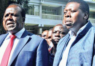 President Uhuru To Help Governor Oparanya and Eugene Wamalwa To Reach The Helm Of Western Politics