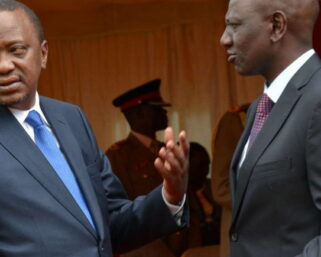 President Uhuru Leave Out Ruto Of Critical Meeting Of Top Government Officials