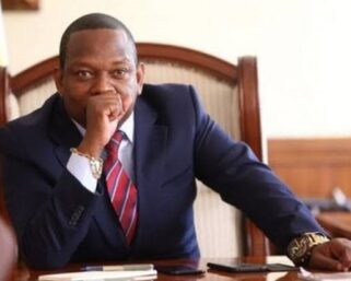 Governor Sonko wants GeneralMohammed Badi to work under him