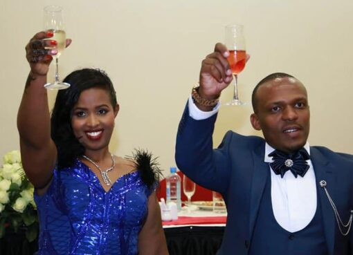 TV anchor and wife back together after divorcing for  a week