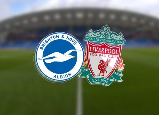 Brighton vs Liverpool: Team news. match facts and prediction