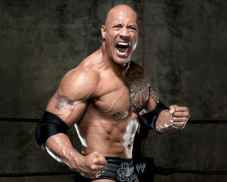 Movie star the Rock ranks as Instagram's most valuable influencer