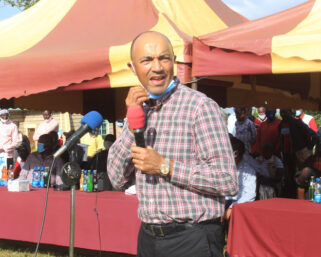 Mount Kenya Lining Up Peter Kenneth As The Next Kingpin