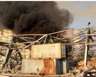 Explosion rocks Lebanon's capital Beirut, dozens injured
