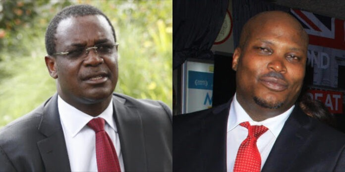 Kidero Defends His Decision To Evict Uhuru Personal