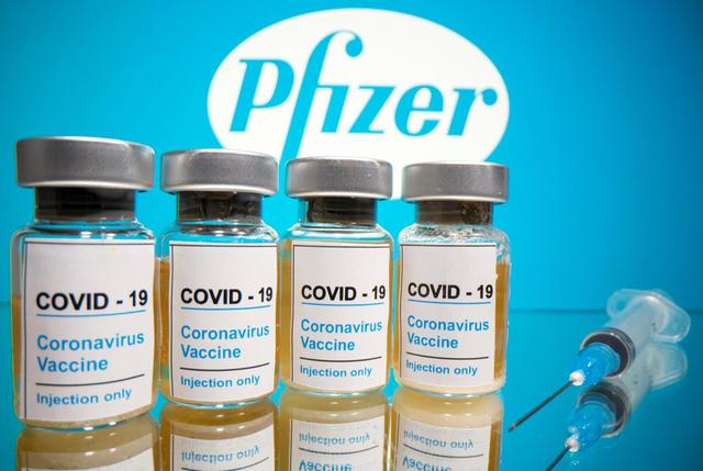 At least 13 people suffer facial paralysis after taking Pfizer vaccine.