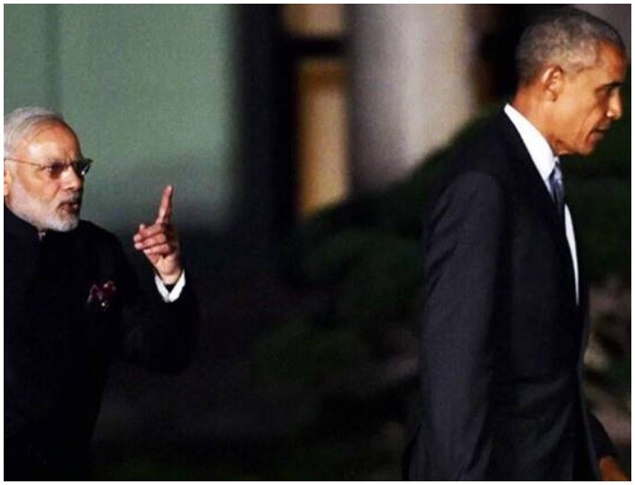 Barack Obama sued in India over his book