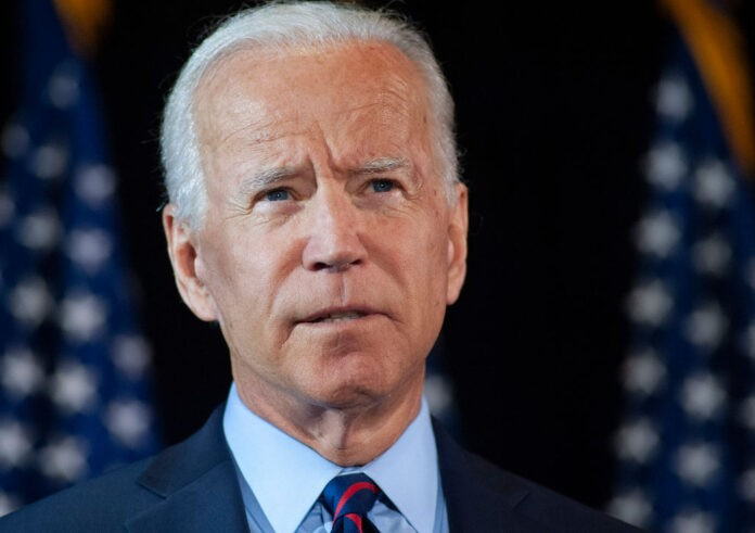 Biden says military will escort Donald Trump out of the White House