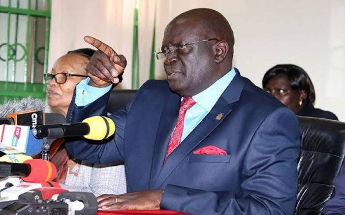 Magoha Bans Printing In All Schools , Advocates For Use Of Projectors