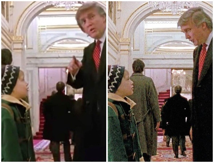 Trump Home Alone 2
