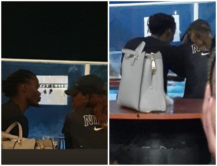Juliani And Lillian Ng'ang'a Go Out On Romantic Date Together After 'Reunion' With Alfred Mutua