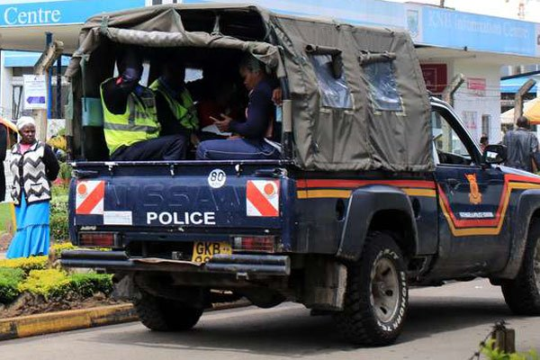 Police In Search For Avocado Vendor Linked To Death Of Matatu Tout