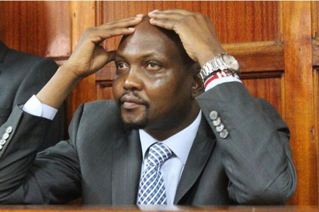 Poor Woman Ashames Moses Kuria After Demanding More Seats For Mt. Kenya