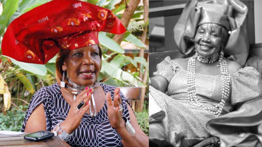 Orie Rogo Manduli: Significance Of 4 Sugarcanes Found In Her House