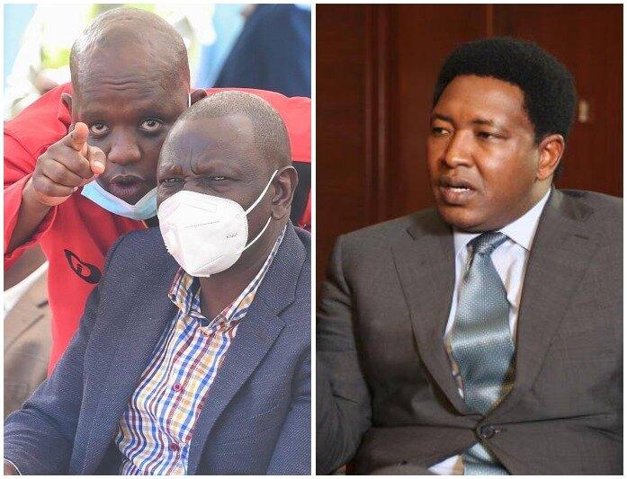 Narok Senator Shush Itumbi, Reveals How Ruto Grabbed 395 Hectares Land From Former Vice President Joseph Murumbi