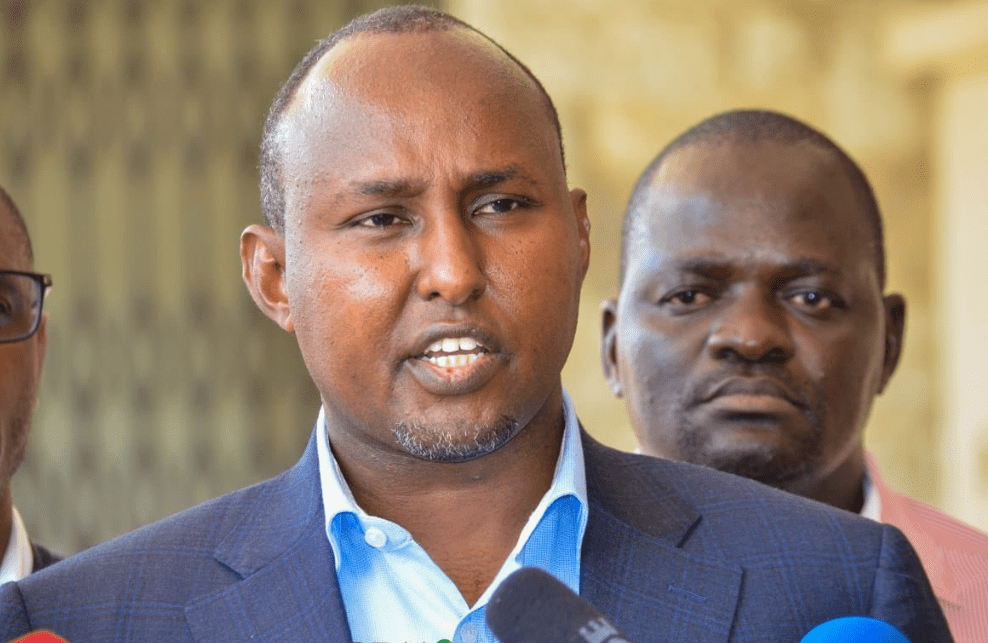 Anger As Junet Mohamed Links DP William Ruto's Migori Tour To Handshake