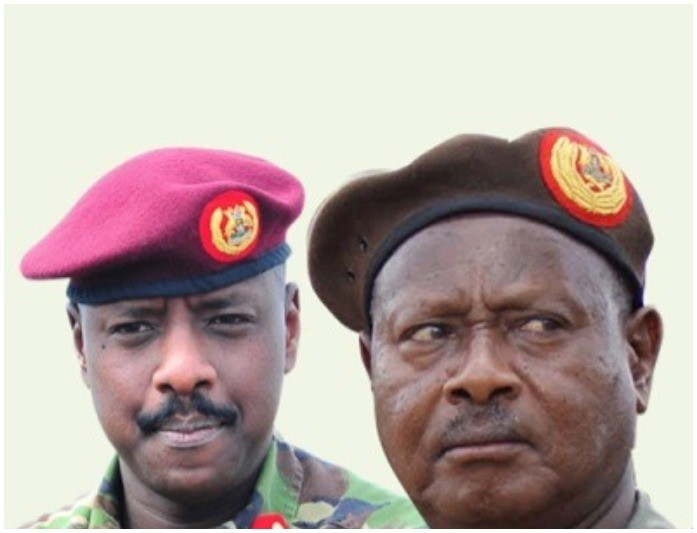 Museveni's Son: It Will Take Uganda Just One Day To Overthrow Guinea Military Junta That Seized Power In A Coup