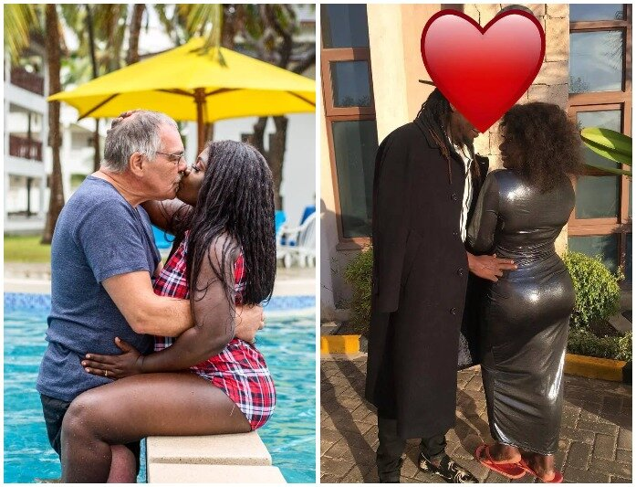 Nyota Ndogo Vows Never To Date White Men Again As She Introduces Black Boyfriend