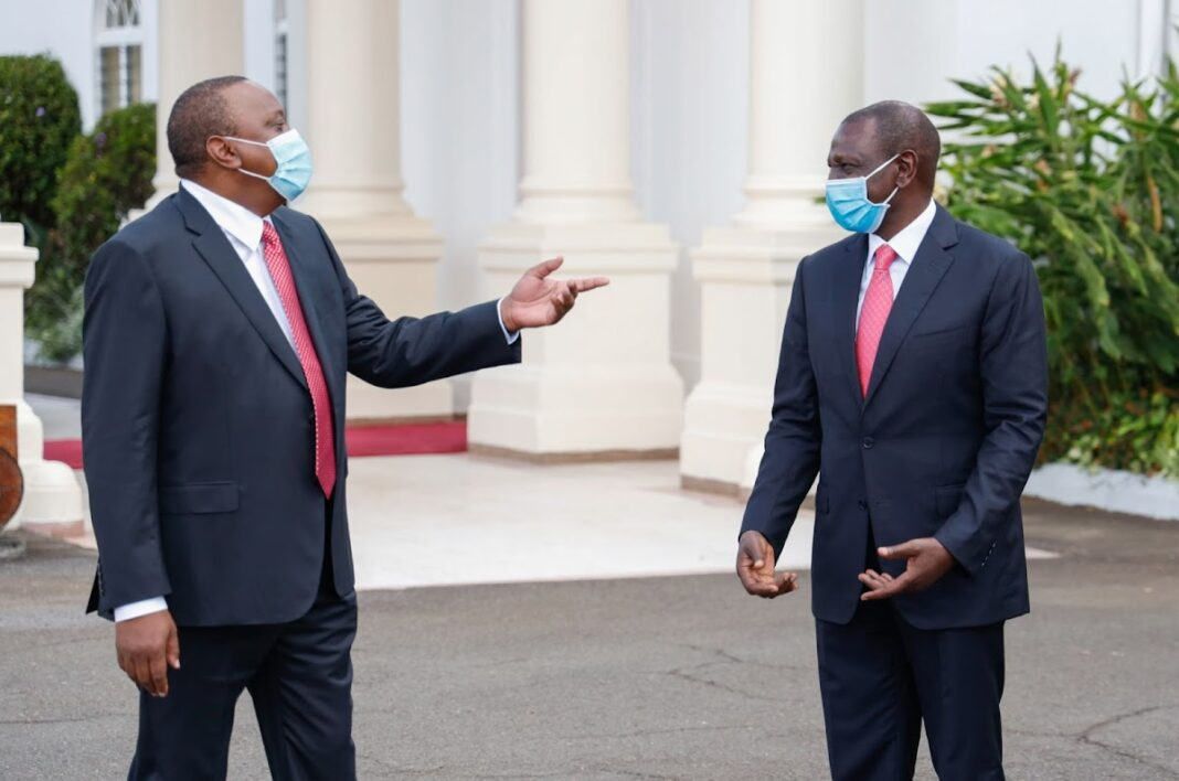 Expose Me I Expose You: Ruto Ally Uncovers 43,985 Acre Parcel Of Land Kenyatta Family Owns In Laikipia